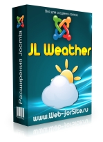 JL Weather - компонент прогноза погоды для Joomla