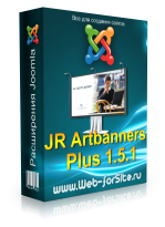 Компонент JR Artbanners Plus 1.5.1