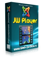 JW Player Advanced - видеоплеер для Joomla