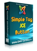 SimpleTags JCE Button Plugin