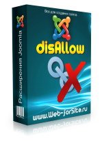Плагин - disAllow links